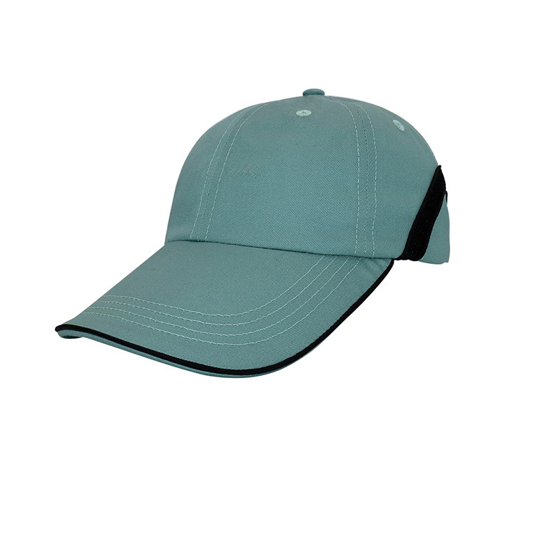 Outdoor Breathable Baseball Dad Hats , Waterproof Plain Blank Dad Caps